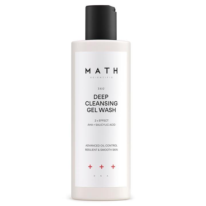 Deep Cleansing Gel Wash